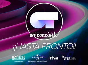 OT en concierto 'Hasta pronto'