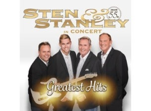 Sten & Stanley In Concert - Greatest Hits