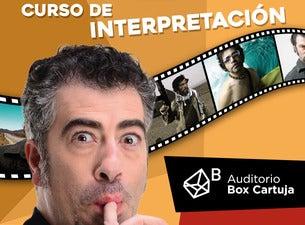 Curso de Interpretación por Agustín Jiménez