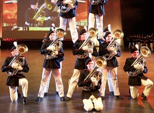 Musikparade - Europas größte Tournee der Militär- und Blasmusik