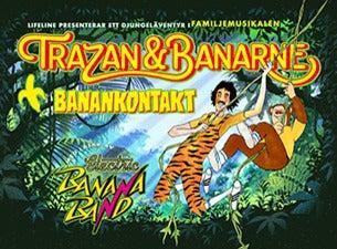 Trazan och Banarne - Banankontakt