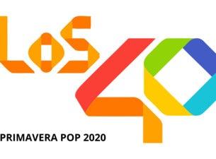 Los 40 Primavera Pop 2020