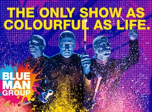 Blue Man Group On Tour