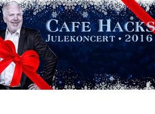 CAFÉ HACK JULEKONCERT