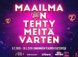 MAAILMA ON TEHTY MEITÄ VARTEN - Ystävänpäivä Special (K-18)