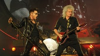 Queen + Adam Lambert - Business Seat Arrangement