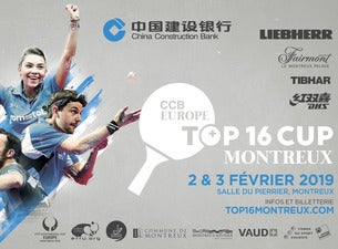 CCB Europe Top 16 Cup Montreux