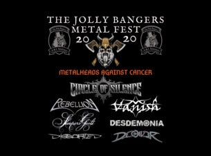 The Jolly Bangers Metal Fest  2020