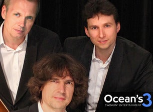 Dinner in Concert mit Ocean's 3 - Elvis meets Sinatra