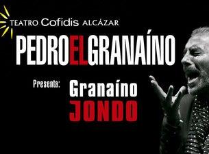 Pedro el Granaíno presenta - Granaíno Jondo