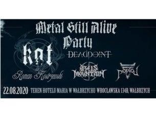 Metal Still Alive Party