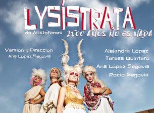 Lysístrata
