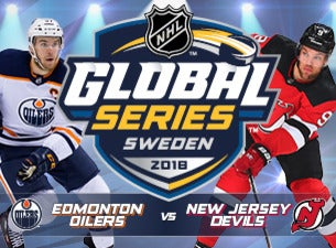 2018 NHL GLOBAL SERIES