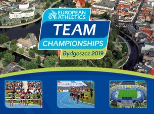 European Athletics Team Championships - Bydgoszcz 2019