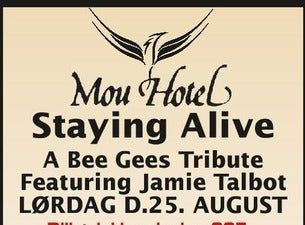 Staying Alive a Bee Gees Tribute