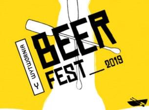 WYTWÓRNIA BEER FEST 2019