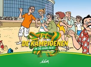 F.C. De Kampioenen Aan Zee: Doe Mee!