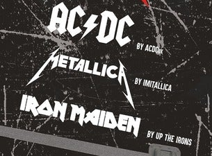 ACDCuk + Imitallica + Special Guest