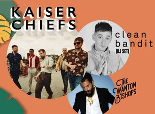Kaiser Chiefs, Clean Bandit and The Wanton Bishops at Club Social