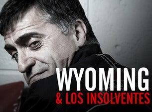 El Gran Wyoming & Los Insolventes