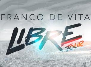"""Franco de Vita """"Libre Tour"""""""