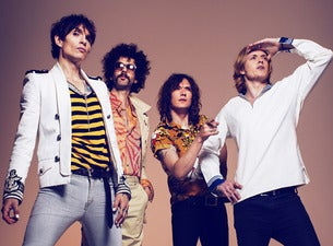 The Darkness (UK) + Support: DZ Deathrays