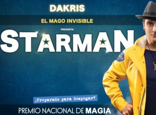 STARMAN - DAKRIS - EL MAGO INVISIBLE