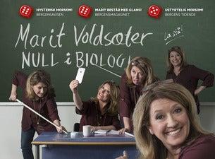 Marit Voldsæter - Null i biologi