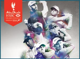 Abu Dhabi HSBC Championship presented by EGA