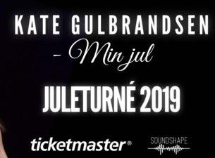 Kate Gulbrandsen Julekonsert