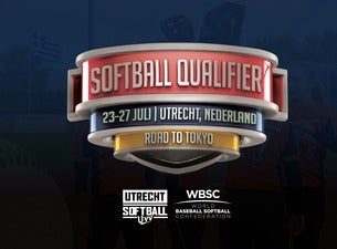 Softball Qualifier Utrecht 2019