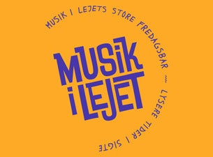 Musik i Lejets store fredagsbar