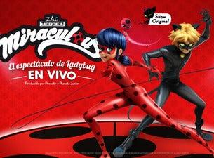 Miraculous, el espectáculo de Ladybug