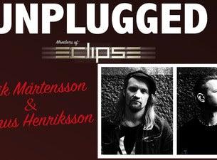 Erik Martensson / Magnus Henriksson - Unplugged