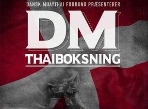 DM i Thaiboksning