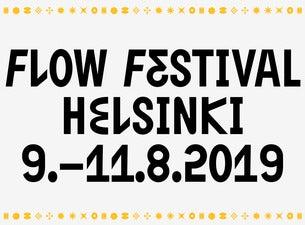 Flow Festival  - 2 päivän liput