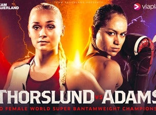 Dina Thorslund vs. April Adams