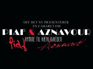 Piaf & Aznavour