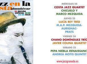 Festival Internacional de Jazz en la Costa. XXXIII Edición
