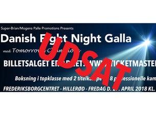 Danish Fight Night Galla Hillerød