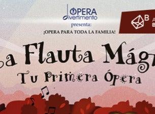 La Flauta Mágica. Tu Primera Ópera