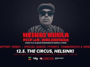 Heikki Kuula PLLP 10v. Juhlakeikka