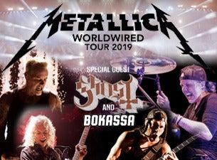 Biljetter till Metallica | Evenemang & datum | Ticketmaster se