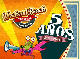 Festival Weekend Beach 2018