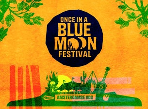 P1 Parkeerticket - Once In A Blue Moon Festival