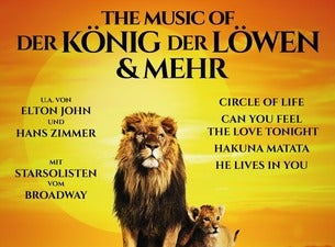 The Music of Der König der Löwen & Mehr