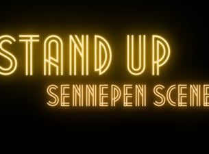 Stand up Sennepen scene