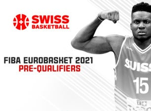 Swiss Basketball – Eurobasket 2021 Pre-Qualifiers