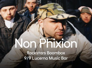 Rockstars Boombox: Non Phixion / US