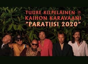 TUURE KILPELAINEN JA KAIHON KARAVAANI - PALUU PARATIISIIN 2021